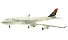 Inflight200 South African Airways Boeing 747-400 1/200