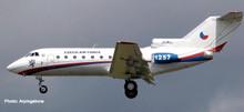 Herpa Czech Air Force Yakovlev Yak-40 1/200 559898