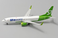 JC Wings S7 Airlines Boeing 737-800 One World VQ-BKW 1/400 LH4086