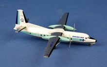 Aeroclassics Quebecair Fokker 27 CF-QBA 1/200 AC219418