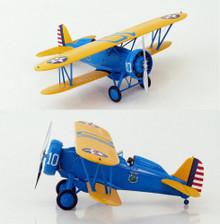 "HobbyMaster Boeing P-12E ""Skylarks"" Aerobatic Team Alabama 1937 1/48 HM7909"