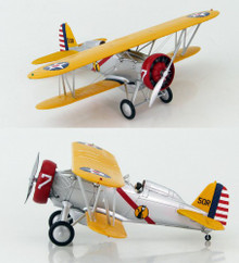 HobbyMaster Boeing P-12E 'B' Flight Leader's aircraft, 308th OS 1/48 HM7910