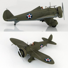 HobbyMaster Boeing P-26A Peashooter Hawaii, Dec 1941 1/48 HM7508