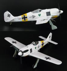 HobbyMaster Focke Wulf FW190A-4 JG54 Hannes Trautlof 1/48 HM7422