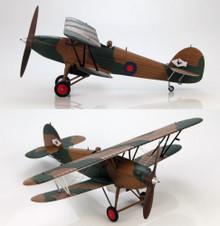 "HobbyMaster Hawker Fury ""Munich Crisis"" 43 Squadron, 1938 1/48 HM8005"