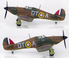 HobbyMaster Hurricane Mk.I 257 Sq RAF S/LDR Stanford Tuck 1/48 HM8610
