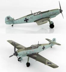 HobbyMaster Messerschmitt Bf109E-3 1./JG 2 Richthofen Otto Bertram 1940 1/48 HM8705