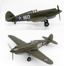 HobbyMaster P-40B Warhawk 2ndLt George Welch 47thPS/15thPG 1/48 HM9201