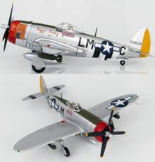 HobbyMaster P-47D Thunderbolt Capt F.Christensen 62FS/56FG 1/48 HM8412