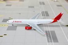 Panda Models Avianca Airbus A330-300 N803AV 1/400 PM19015