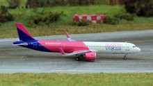 Panda Models Wizz Air Airbus A321Neo HA-LVB 1/400 PM19014