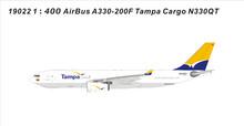 Panda Models Tampa Cargo N330QT Airbus A330-200F 'Flower Messenger' 1/400 PM19022