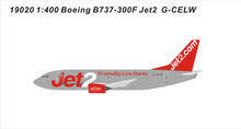 Panda Models Jet2 Boeing 737-300F G-CELW 1/400 PM19020