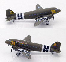 "HobbyMaster Douglas C-47 ""Sky King"" 53rd Troop Carrier Sqn 1/200"