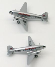 "HobbyMaster Douglas DC-3 ""Betsy"" VR-HDB 1/200"