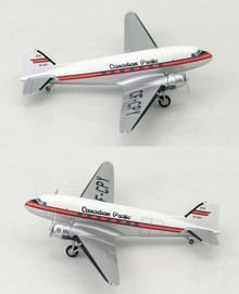 HobbyMaster Douglas DC-3 Canadian Pacific CF-CPY 1/200