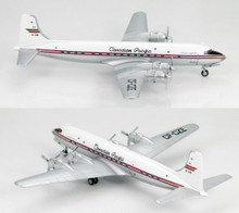 "HobbyMaster Douglas DC-6B Canadian Pacific Airlines ""CF-CZE"" 1/200"