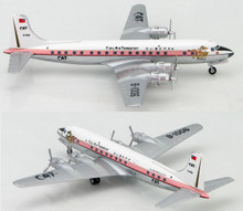 HobbyMaster Douglas DC-6B Civil Air Transport, 1958 1/200