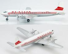 HobbyMaster Douglas DC-6B Western Airlines N93126 1/200