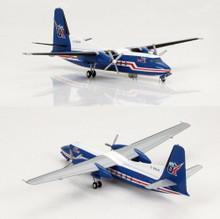 HobbyMaster Fokker F-27 Friendship Air UK G-BAUR 1/200