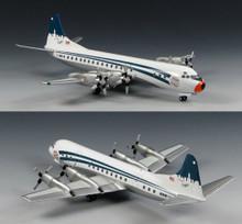 HobbyMaster Lockheed L-188 Electra Los Angeles Dodgers, 1964 1/200