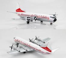 """HobbyMaster Lockheed L-188 Electra Western Airlines """"N9744C 1/200"""