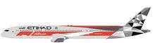Inflight200 Etihad Airways Boeing 787-9 Dreamliner Formula 1 2018 Livery A6-BLV 1/200