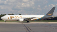 Phoenix Amazon Prime Air Boeing 767-300ER 'Go Gold' N313AZ 1/400