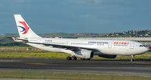 Aviation400 China Eastern Airlines Airbus A330-200 B-8226 1/400 AV4052
