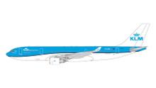 GeminiJets KLM Airbus A330-200 PH-AOM (New Livery) 1/200 G2KLM839