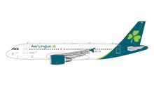 GeminiJets Aer Lingus Airbus A320 EI-CVA (New Livery) 1/400 GJEIN1852