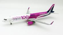 Inflight200 Wizz Air Airbus A321-200 HA-LTD '100th Airbus' 1/200