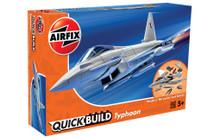 Airfix Quickbuild Eurofighter Typhoon J6002