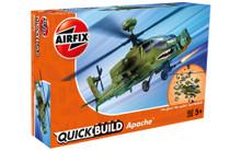 Airfix Quickbuild Apache Helicopter J6004