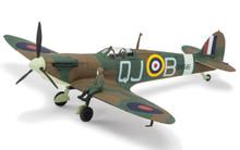 Airfix Supermarine Spitfire MkIa Starter Set 1/72 A55100
