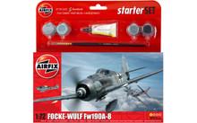 Airfix Focke Wulf 190A-8 Starter Set 1/72 A55110