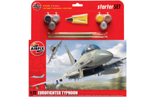 Airfix Eurofighter Typhoon Starter Set 1/72 A50098