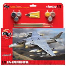 Airfix BAe Harrier GR9A Starter Set 1/72 A55300