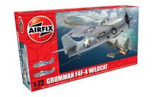 Airfix Grumman F4F-4 Wildca 1/72 A02070
