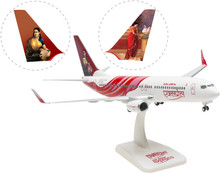 Hogan Air India Express Boeing 737-800WW Red Tail 1/200