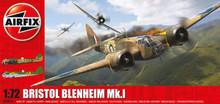 Airfix Bristol Blenheim Mk.1 1/72 A04016