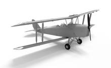 Airfix de Havilland D.H.82a Tiger Moth 1/72 A04104
