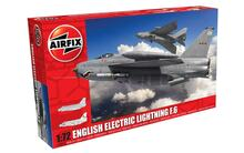 Airfix English Electric Lightning F6 1/72 A05042A