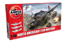 Airfix North American F-51D Mustang™ 1/48 A05136