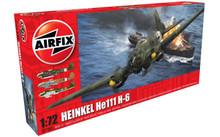 Airfix Heinkel He III H-6  1/72 A07007