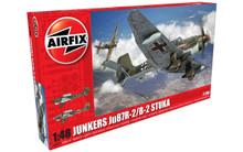 Airfix Junkers Ju87R-2/B-2 Stuka 1/48 A07115