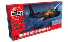 Airfix Vickers Wellington Mk.IA/C 1/72 A08019