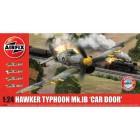 Airfix Hawker Typhoon Mk.1B 'Car Door' With Additional Scheme 1/24  A19003A