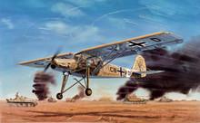 Airfix Fiesler Storch 1/72  A01047V