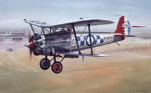 Airfix Bristol Bulldog 1/72  A01055V